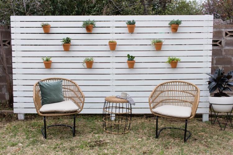 Ideas Sencillas de Vallas y Cercas para su Jardín