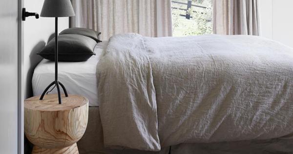 Consejos para el cuidado de las sábanas de lino: lavado, secado y almacenamiento