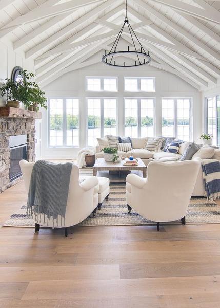Cómo diseñar una casa estilo Hamptons: Arquitectura y Diseño