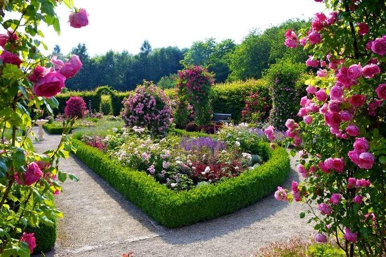 Ideas para hacer un Jardín Ornamental