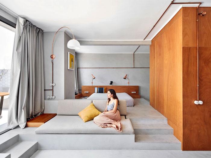 Pasos para la renovación del apartamento
