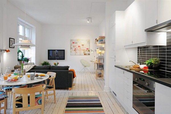 ideas para pisos pequeños