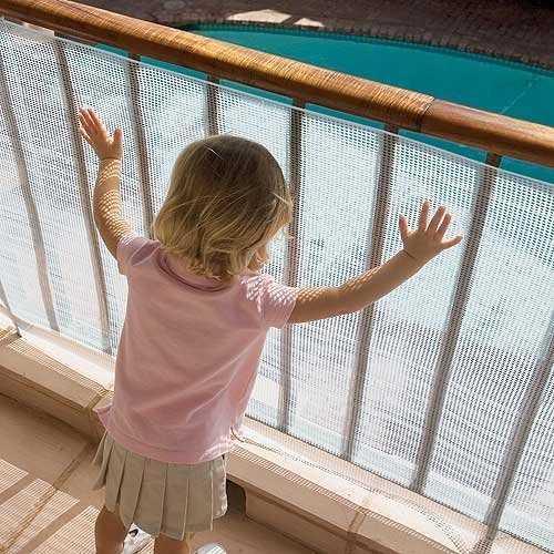 proctecion de balcones para niños